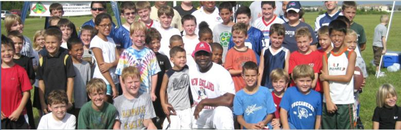 Elgin Davis In The Community